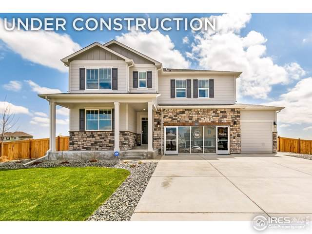 7204 Clarke Dr, Frederick, CO 80530 (#901927) :: The Dixon Group
