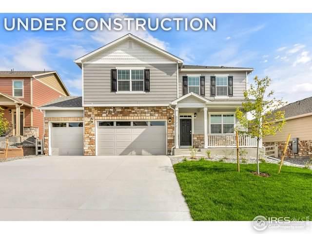 10463 Cottonwood St, Firestone, CO 80504 (#901945) :: HomePopper