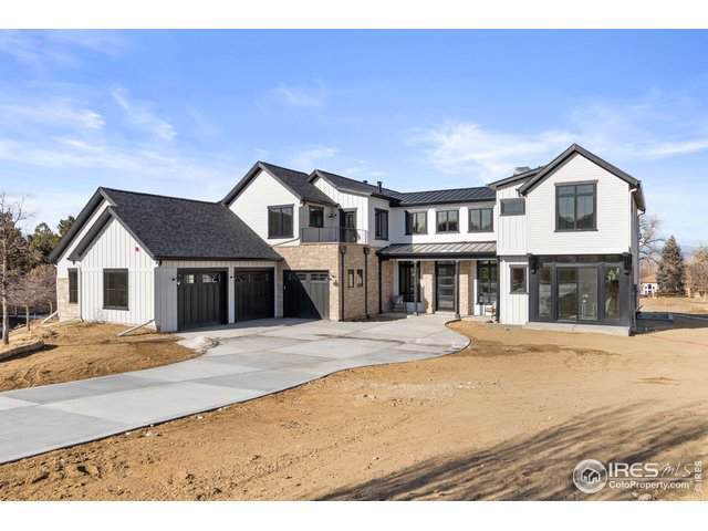 6801 Goldbranch Dr, Niwot, CO 80503 (MLS #901975) :: Bliss Realty Group