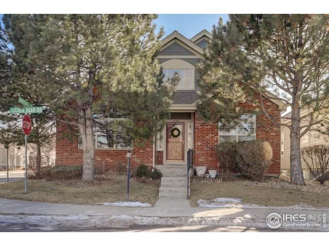 1644 Golden Bear Dr, Longmont, CO 80504 (MLS #901987) :: Downtown Real Estate Partners