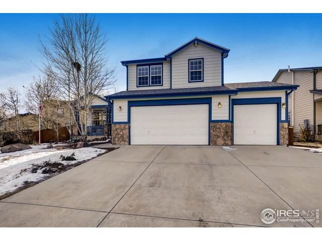 812 Glenarbor Cir, Longmont, CO 80504 (MLS #901988) :: 8z Real Estate
