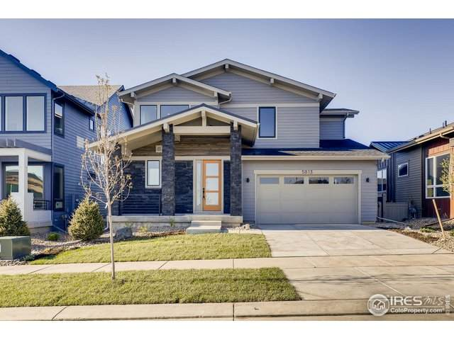 5813 Grandville Ave, Longmont, CO 80503 (MLS #902060) :: Hub Real Estate