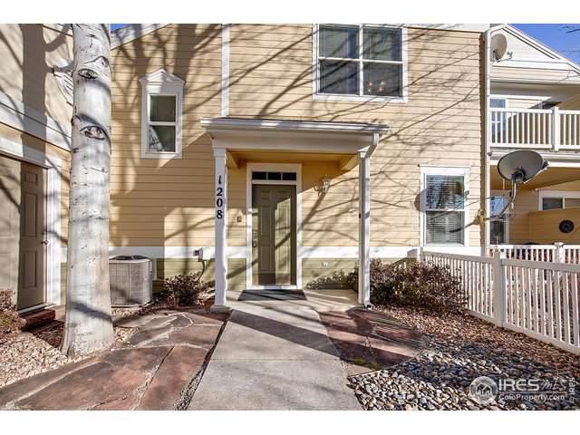 640 Gooseberry Dr #1208, Longmont, CO 80503 (MLS #902086) :: Colorado Home Finder Realty