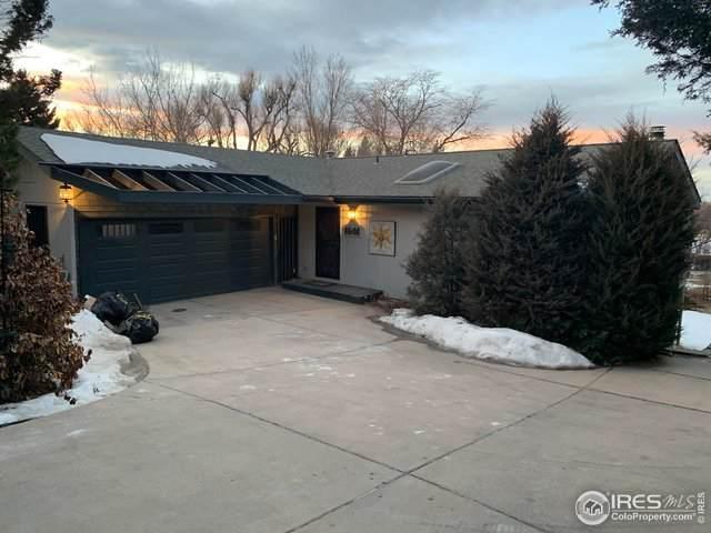 1601 Reservoir Rd, Greeley, CO 80631 (MLS #902118) :: Windermere Real Estate
