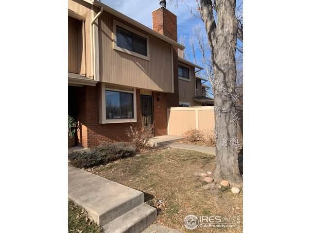 1325 Birch St #14, Fort Collins, CO 80521 (MLS #902152) :: 8z Real Estate