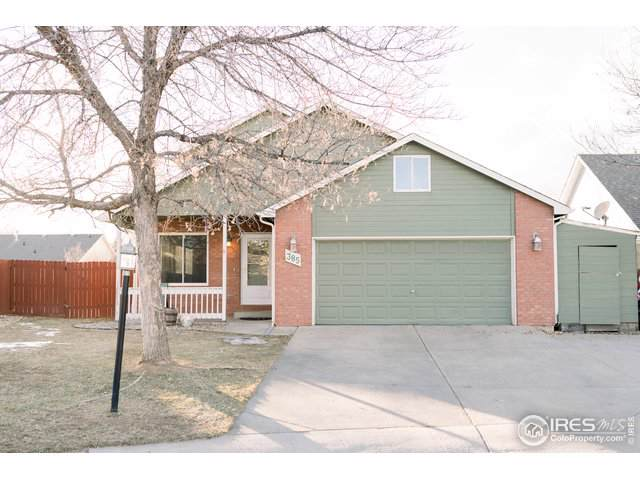 385 Wanda Ct, Loveland, CO 80537 (MLS #902168) :: Keller Williams Realty