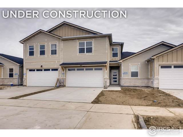 689 Stonebridge Dr, Longmont, CO 80503 (#902174) :: The Dixon Group