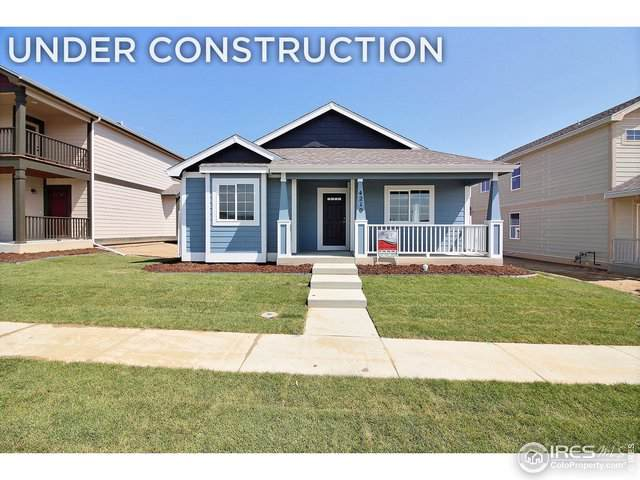 4304 Yellowbells Dr, Evans, CO 80620 (MLS #902195) :: Windermere Real Estate