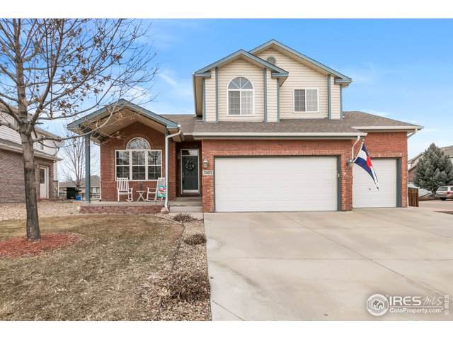 2602 Falcon Dr, Longmont, CO 80503 (MLS #902224) :: Bliss Realty Group