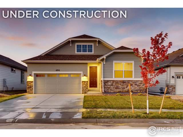 625 Ranchhand Dr, Berthoud, CO 80513 (MLS #902325) :: Keller Williams Realty