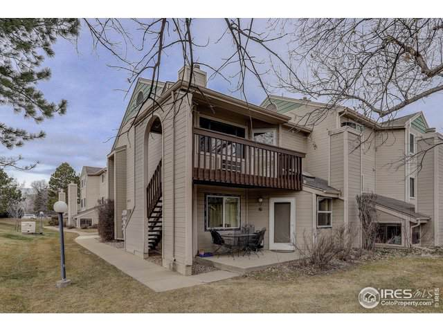 5530 Stonewall Pl #28, Boulder, CO 80303 (MLS #902340) :: Downtown Real Estate Partners