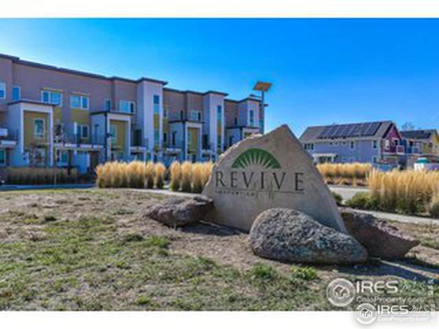 240 Urban Prairie St #4, Fort Collins, CO 80524 (MLS #902379) :: Hub Real Estate
