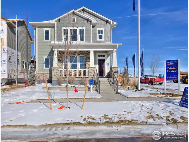 6017 N Orleans St, Aurora, CO 80019 (#902386) :: The Griffith Home Team