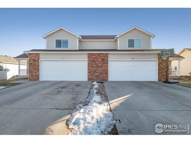 2406 Quay St, Evans, CO 80620 (#902692) :: The Griffith Home Team