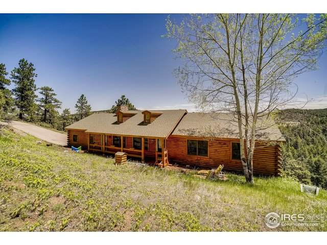 28923 Upper Moss Rock Rd, Golden, CO 80401 (MLS #902860) :: 8z Real Estate