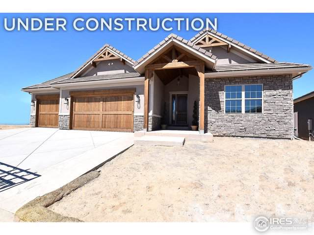 4870 Meadow Ridge Ct, Loveland, CO 80537 (MLS #902887) :: Wheelhouse Realty