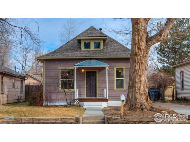 422 Atwood St, Longmont, CO 80501 (MLS #902930) :: Keller Williams Realty