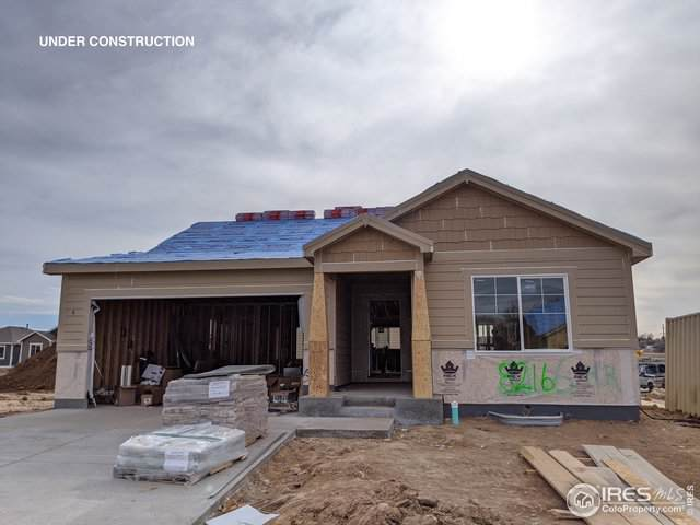 8216 River Run Dr, Greeley, CO 80634 (#903012) :: The Griffith Home Team