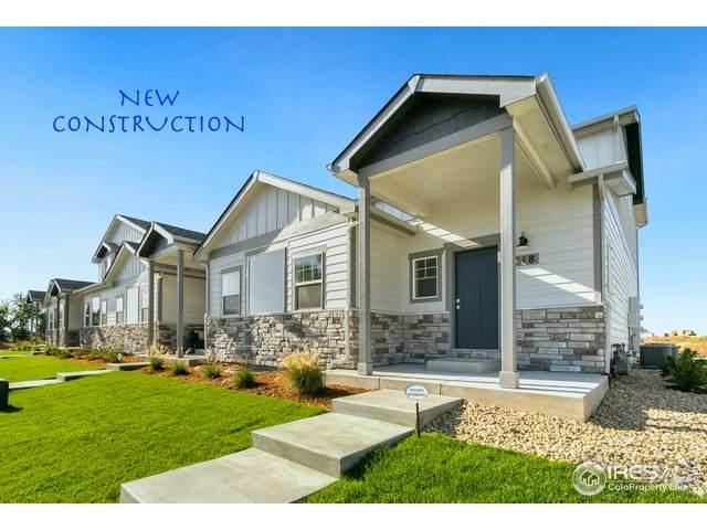 290 E Chestnut St #4, Windsor, CO 80550 (#903071) :: West + Main Homes