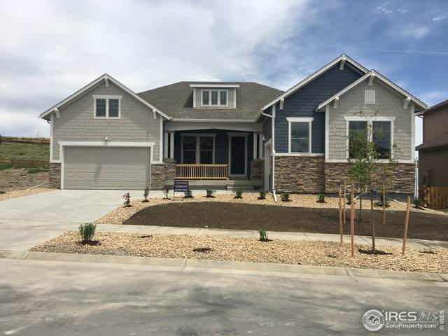 18247 W 95th Ave, Arvada, CO 80007 (#903293) :: James Crocker Team