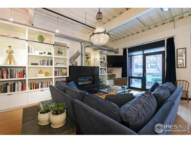 1360 Walnut St #202, Boulder, CO 80302 (MLS #903391) :: Downtown Real Estate Partners
