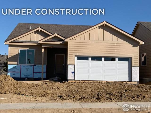 1212 103rd Ave Ct, Greeley, CO 80634 (#903402) :: The Brokerage Group