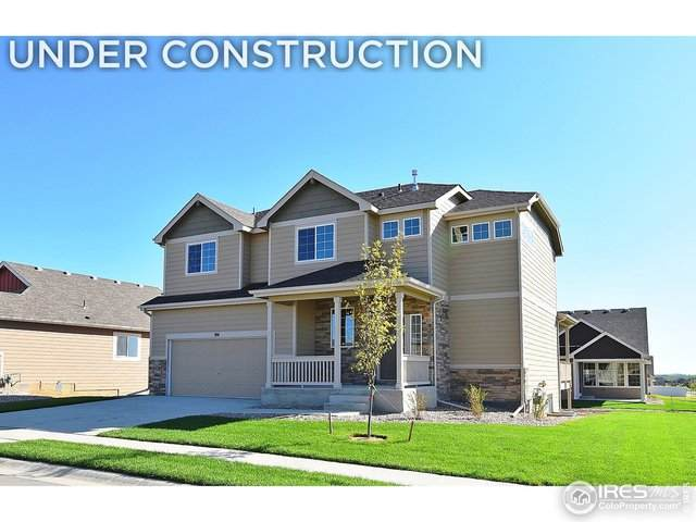 1604 Shoreview Pkwy, Severance, CO 80550 (#903781) :: The Griffith Home Team