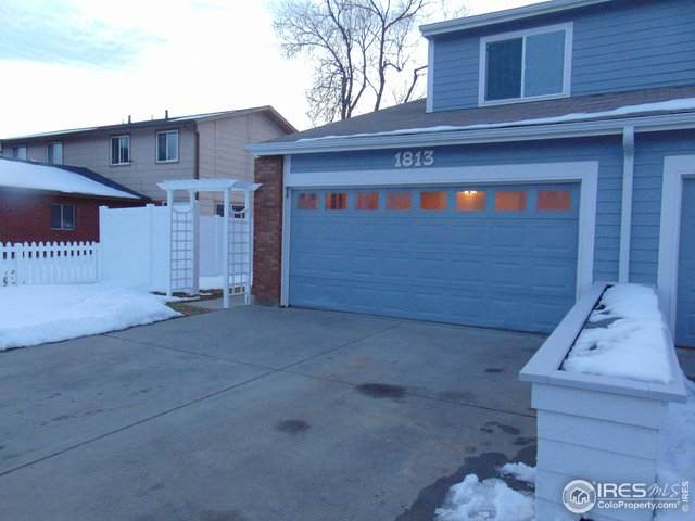 1813 Antero Dr, Longmont, CO 80504 (MLS #903826) :: J2 Real Estate Group at Remax Alliance