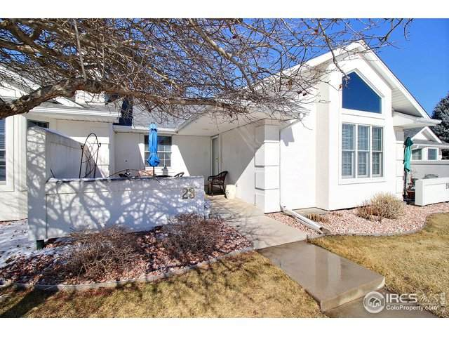 4620 W 4th St #23, Greeley, CO 80634 (MLS #903904) :: J2 Real Estate Group at Remax Alliance