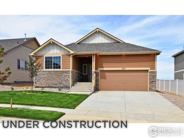 1616 Shoreview Pkwy, Severance, CO 80550 (#903912) :: The Griffith Home Team
