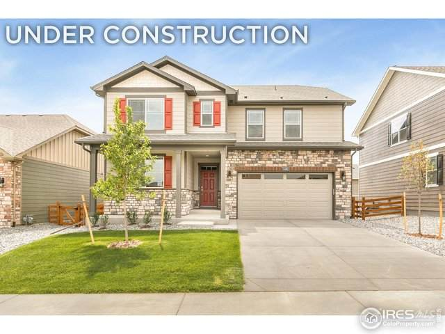 10440 Cottonwood St, Firestone, CO 80504 (#903923) :: The Margolis Team
