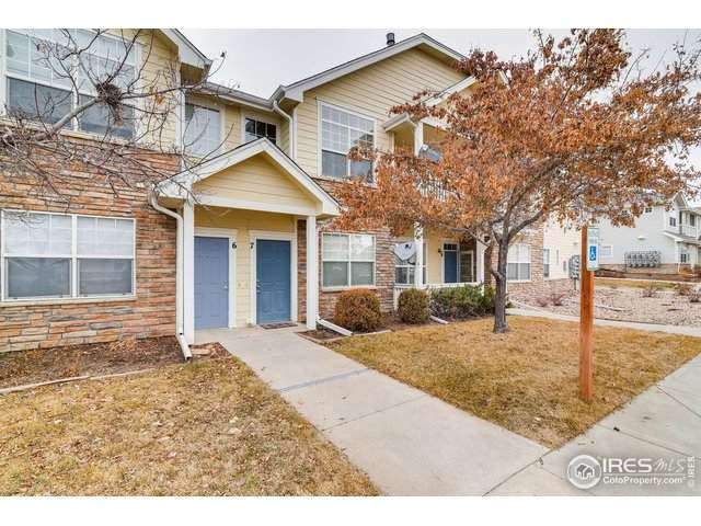 3624 Ponderosa Ct #7, Evans, CO 80620 (MLS #903988) :: Downtown Real Estate Partners