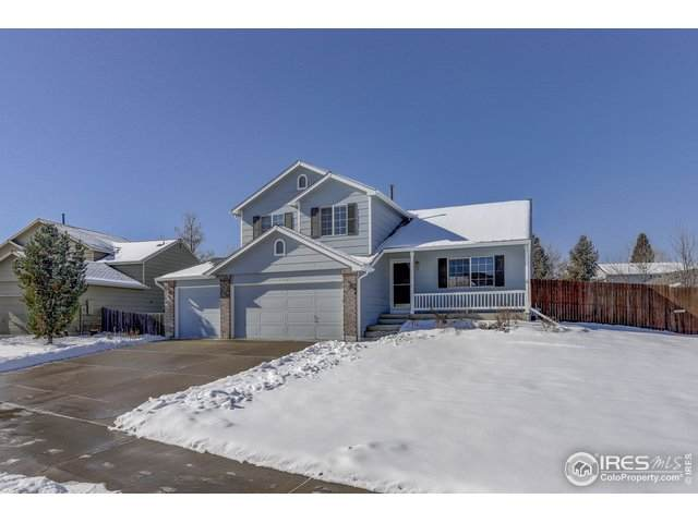 1107 Red Oak Dr, Longmont, CO 80504 (#904003) :: The Dixon Group