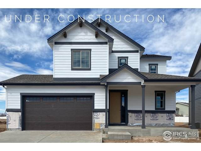 4408 Fox Grove Dr, Fort Collins, CO 80524 (MLS #904031) :: Kittle Real Estate