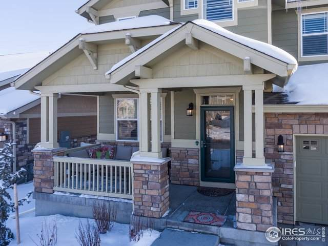 2205 Winding Dr, Longmont, CO 80504 (#904094) :: The Dixon Group