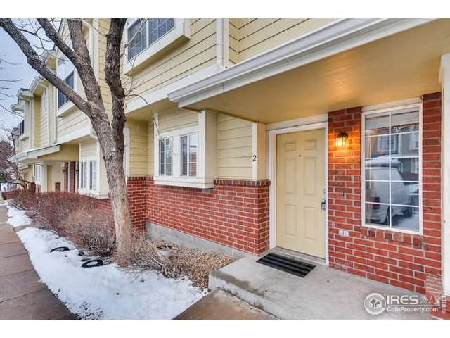 9056 Gale Blvd #2, Thornton, CO 80260 (MLS #904108) :: 8z Real Estate