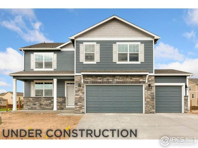 10431 Stagecoach Ave, Firestone, CO 80504 (MLS #904135) :: 8z Real Estate