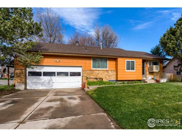 737 41st Ave, Greeley, CO 80634 (MLS #904234) :: Bliss Realty Group