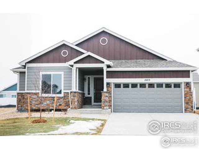 1397 Copeland Falls Rd, Severance, CO 80550 (MLS #904337) :: Keller Williams Realty