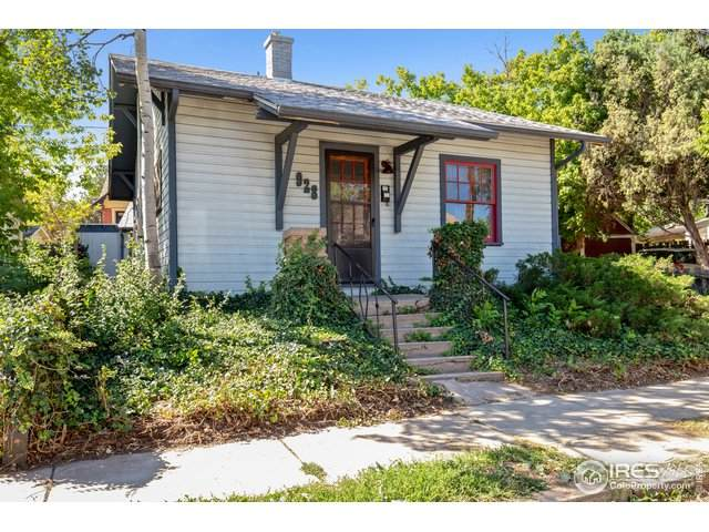 928 Grandview Ave, Boulder, CO 80302 (MLS #904359) :: 8z Real Estate