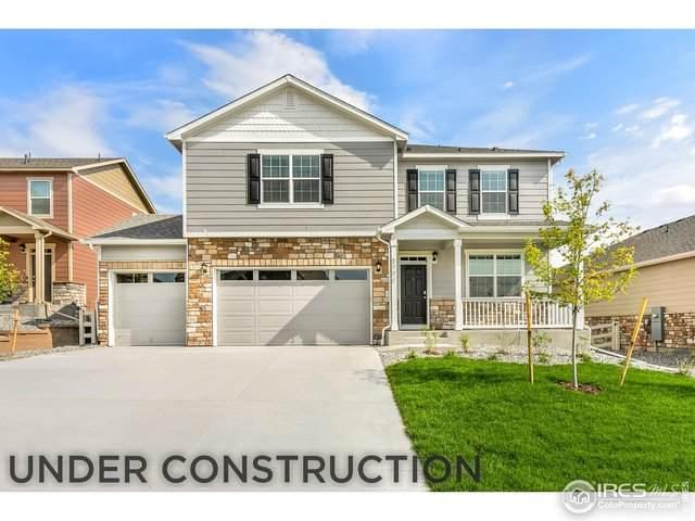 10469 N Crescent St, Firestone, CO 80504 (MLS #904488) :: Kittle Real Estate