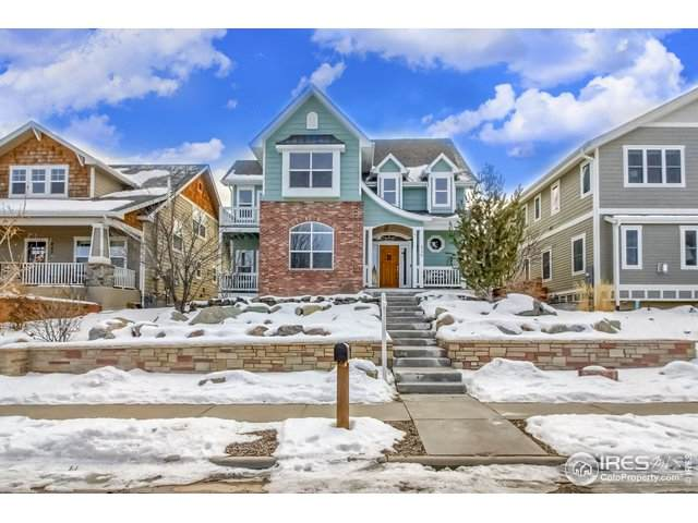 416 E Elm St, Lafayette, CO 80026 (#904530) :: The Peak Properties Group