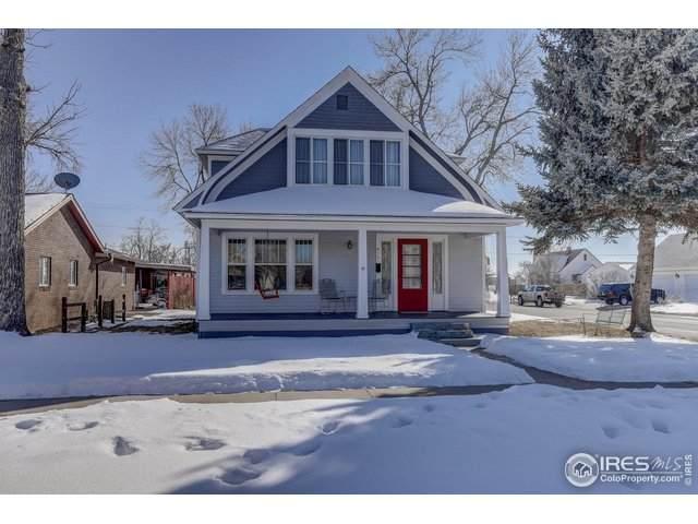 415 Marion Ave, Platteville, CO 80651 (MLS #904543) :: 8z Real Estate