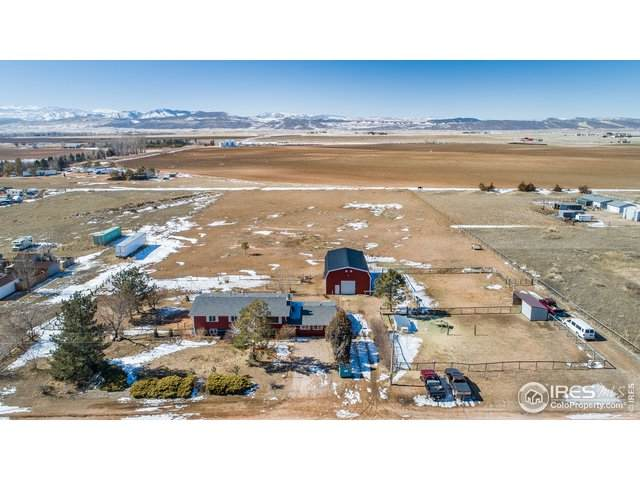 12817 Appaloosa Ave, Wellington, CO 80549 (#904672) :: The Brokerage Group