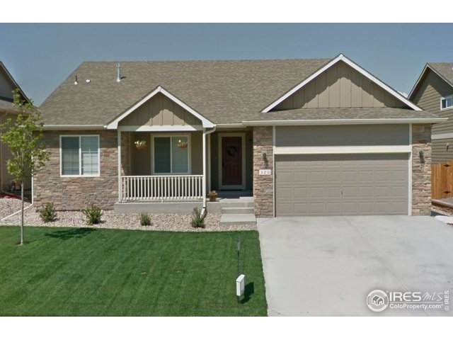 320 Moss Rock Way, Johnstown, CO 80534 (MLS #904680) :: 8z Real Estate