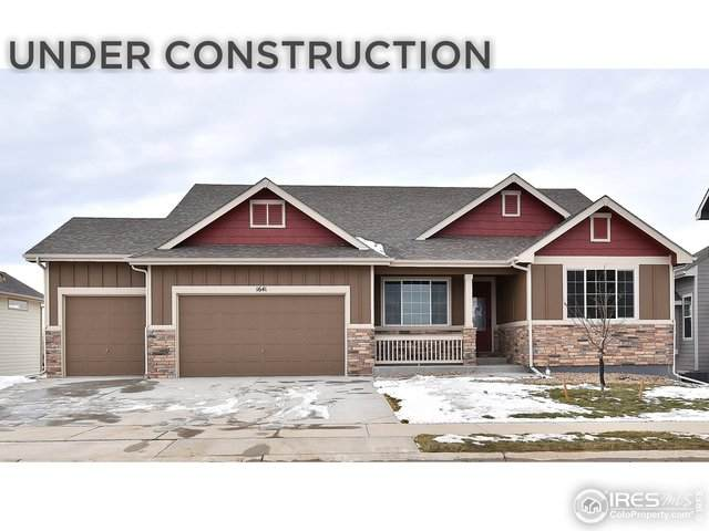 1713 Vista Point Dr, Severance, CO 80550 (#904749) :: The Griffith Home Team