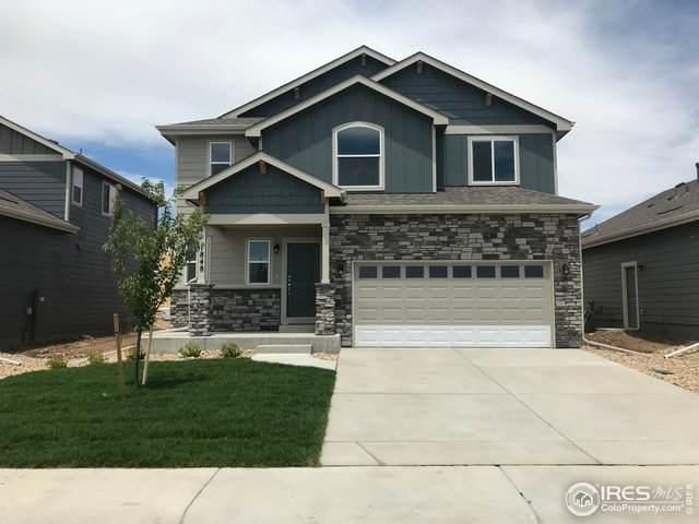 1383 Copeland Falls Rd, Severance, CO 80550 (MLS #904843) :: Kittle Real Estate