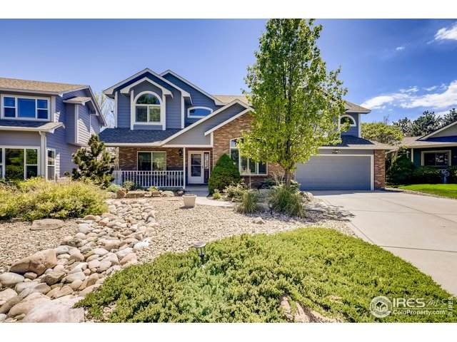 7988 James Ct, Niwot, CO 80503 (MLS #904915) :: Downtown Real Estate Partners
