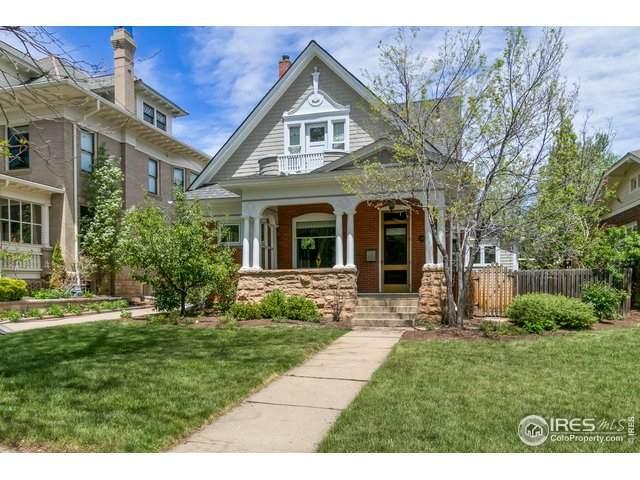 437 Pine St, Boulder, CO 80302 (MLS #905096) :: J2 Real Estate Group at Remax Alliance
