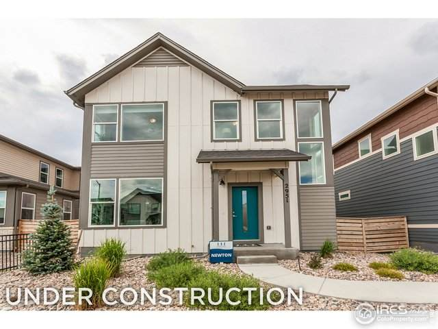 2709 Conquest St, Fort Collins, CO 80524 (#905409) :: My Home Team